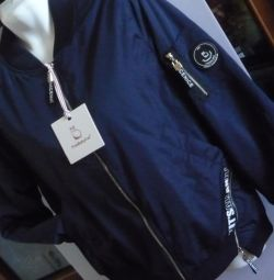 Jacket (jacheta răcoritoare!)
