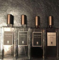 Serge lutens, Bottega Veneta, Atkinson's