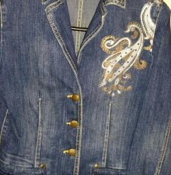 Savah denim jacket