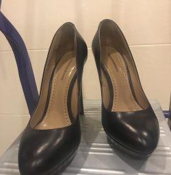 Туфли кожаные CorsoComo р-р 37, но на 38