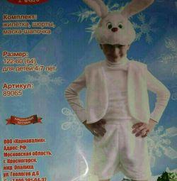 Costum de bunny