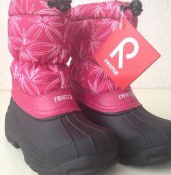 Νέες μπότες χιονιού Reima