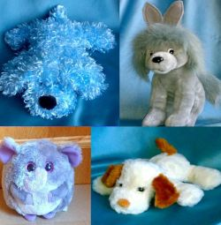 jucărie moale (LOT) 4