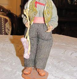 peasant figurine