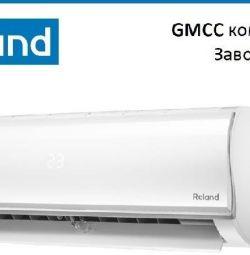 Roland - сплит система в помещение до 40квм