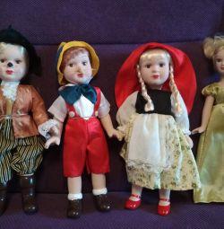 Pinocchio, Scufița Roșie, Albă ca Zăpada, Puss in Boots