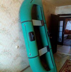 Boat Ufa 22