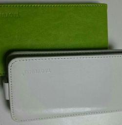 Cases for HTC E8, M8