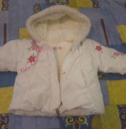 Sıcak ceket 6-10 ay