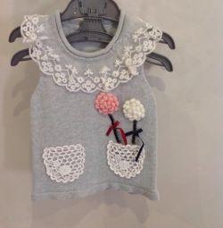 Rochie tricotată. 68
