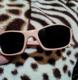 Glasses for the girl.