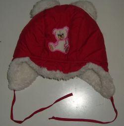Καπέλο χειμώνα για 1-2 χρόνια