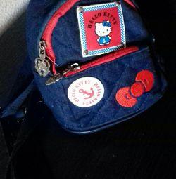 Παιδικό σακίδιο Hello Kitty