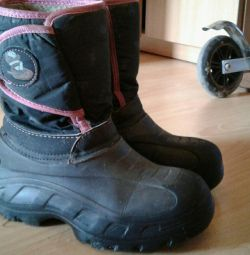 Ζεστές μπότες