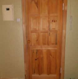 door of interroom 80х200 cm (pine)