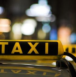 Taxi driver without interest and commissions (daily payment)