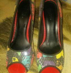 Παπούτσια 37 r. Ανταλλαγή