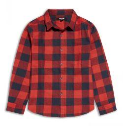 NEW Megakrutaya RIOT CLUB cămașă (Anglia)