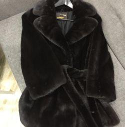 💣💥🔥 Mink Coat (Black Lama)