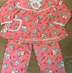 I will sell pajamas