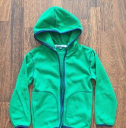Jacket fleece modis παιδιά
