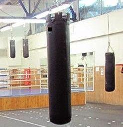 Punga de box 130 kg seria standard negru