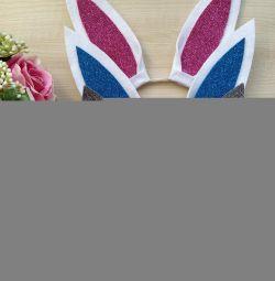Bunny αυτιά