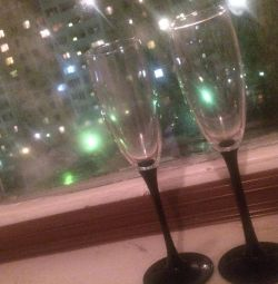 Festive glasses