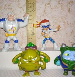 Toys from Rastishki.