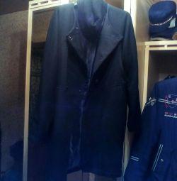 Yaka çatallı ceket, yaka çıkarılabilir