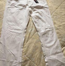 Trousers Cotton & Silk original