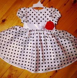 Νέο φόρεμα σατινέ 86 ανάπτυξη