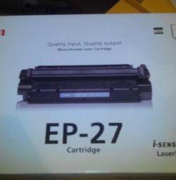 Картридж Canon EP-27