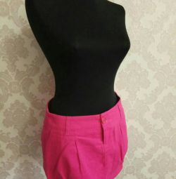 Skirt with pockets 44