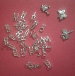Charms bijuteri