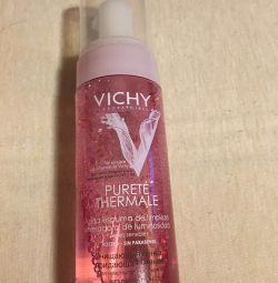 Temizleme Vichy Yüz Köpüğü