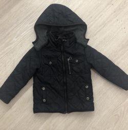 Куртка стьобана Zara