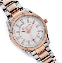 waterproof m guarantee pink gold bracelet new