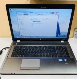 HP Probook 4740s Notebook PC (core i5 / 4 cores) 17.3