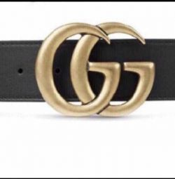 Νέα ζώνη Gucci (Guchi) 115εκ