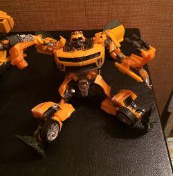Toy transformer