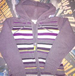 Jacheta + guler pentru un băiat