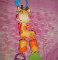 Giraffe Fisher Price.