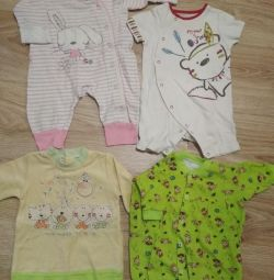 Children's things From 0mes to 6 months