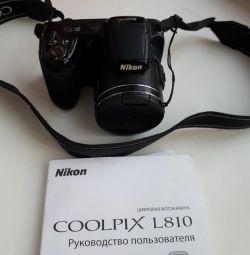 Nikon COOLPIX L810 nou