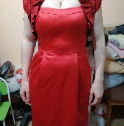 Φόρεμα νέα με μπαλαρίνα