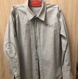 Stylish shirt for a boy
