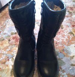 χειμωνιάτικες μπότες