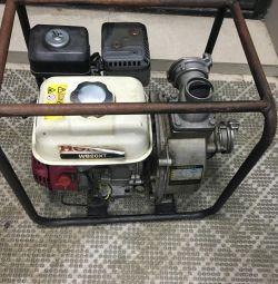 Motor pompası benzinli HONDA WB 20XT
