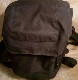 Сумка-рюкзак для фотоапарата